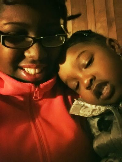 Just Me && My Girl