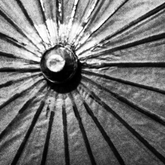 Umbrella Lines Black & White GALAXY S4