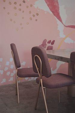 Chair Indoors  Home Interior Table No People Furniture Seat Close-up Day VisualArt  Pink Pinteresting Tumblr Tumblr Girl Tumblrgirl