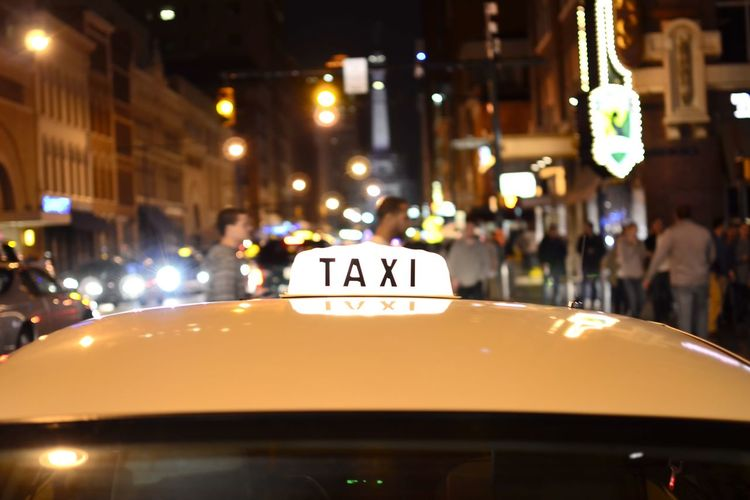 Up town girl First Eyeem Photo Nightlife Taxi City People TakeoverContrast The City Light Adventures In The City