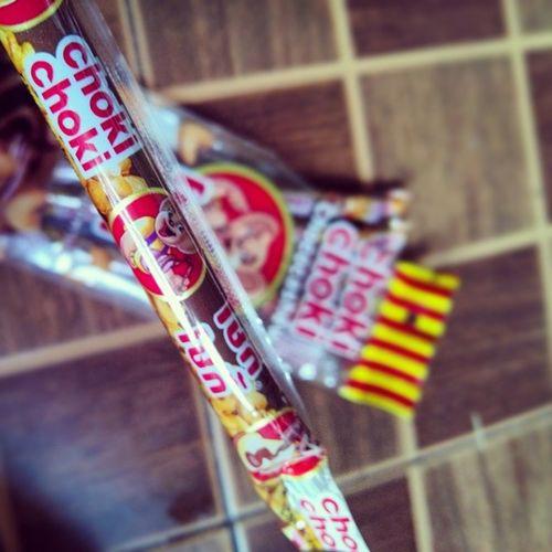 choki choki! ^++++^ Chocolate Inndy :)