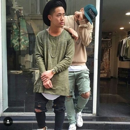 Mens Fashion Street Fashion Urban Fashion Urbanstyle Fashion Model Aesthetics Fashionformen