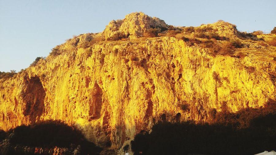 Cliffs of