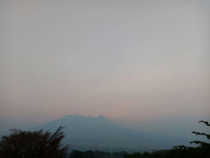 Gunung Salak,