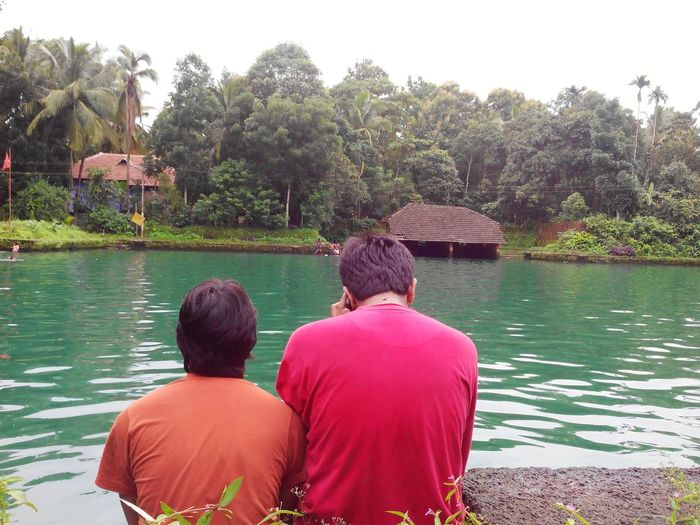 Kerala The Gods Own Country ;) Friendsforever Pond Side Majestic Pond