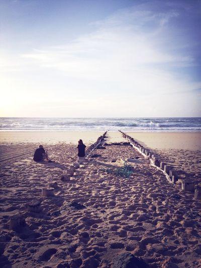 Beach Capbreton