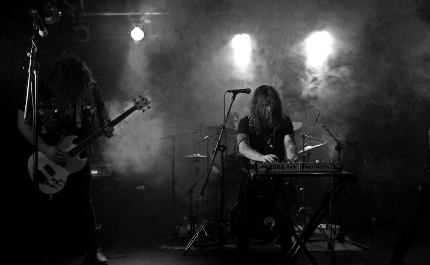 .::Acid Witch::. MADE IN SWEDEN Black And White Blackandwhite Black And White Excellence Live Music Great Venue Metal Music Acid Witch Halloween