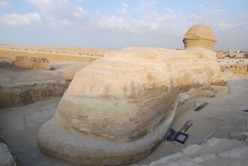 Ancient Ancient Civilization Ancient History Architecture Day History No People Outdoors Sky The Sphinx Travel Destinations