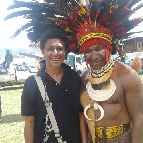 Celebrating 41years of Independence. PnGandProud Cultural Heritage Goroka Show This Is Me This Is US This Is PNG Culture Tradition Traditional Costume Bilas