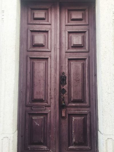 Doors of Portugal Beauty Art Eye Em Around The World Doors Of Portugal Doorsoftheworld Closed Safety Wood - Material Protection Outdoors No People Architecture Building Exterior Doorway EyeEmNewHere