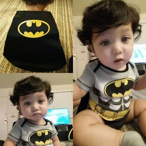 Danieljr Batman Babyboy DC Dccomics Cutie Cutiepie Nerd Mamasboy BlueEyes Cape  Comics Imbatman Adorable Prideandjoy Superhero BlueEyes Curlyhair Babyface Brandrepsearch Imbatman Cutebaby