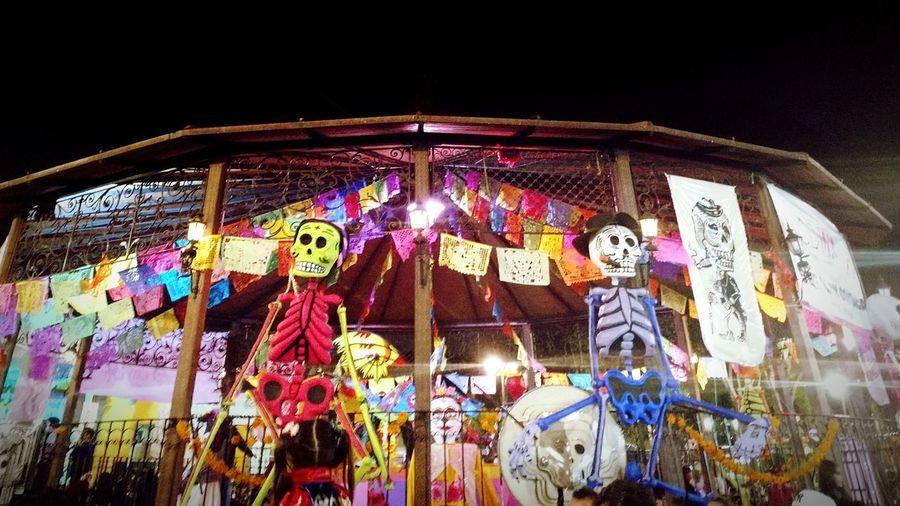 DIA DE MUERTOS Coyoacán Mexico City