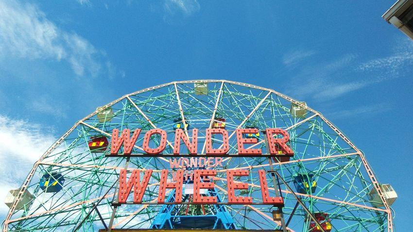 Boardwalk Stories: paikura© Eye4photography  NYC Photography EyeEm Best Shots Colors AMPt_community Ferris Wheel Brooklyn