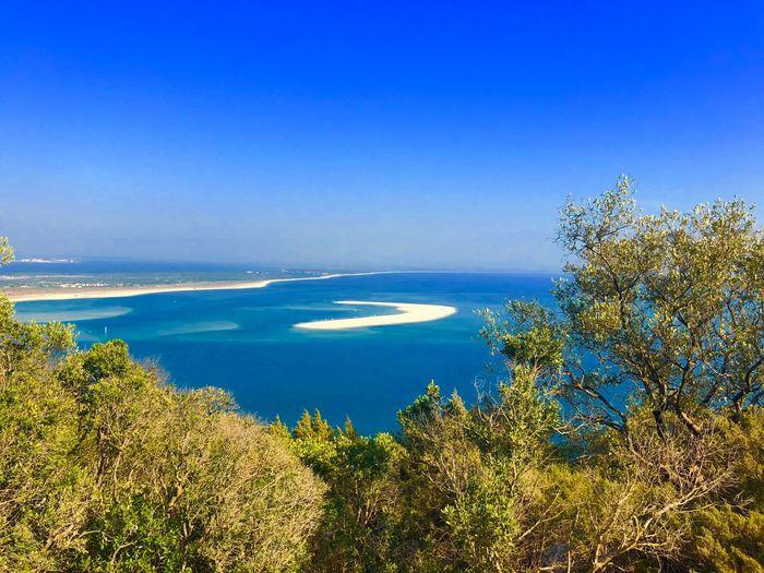 Troia coast