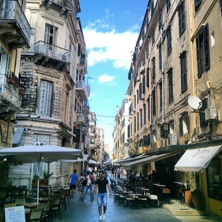 Venetian style.