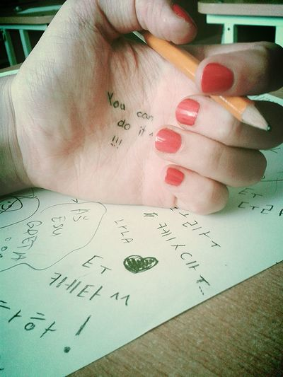 allways full of dreams* Handwriting  Red Niles School Hand
