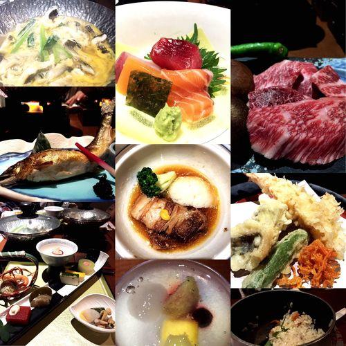 なかなかに美味しい料理でした。しかし、どうしてこうも量が多いのか。^^; Food Dinner Japanese Food Japanese Restaurant 温泉 旅館 Japanese Traditional Inn Japanese Hotel