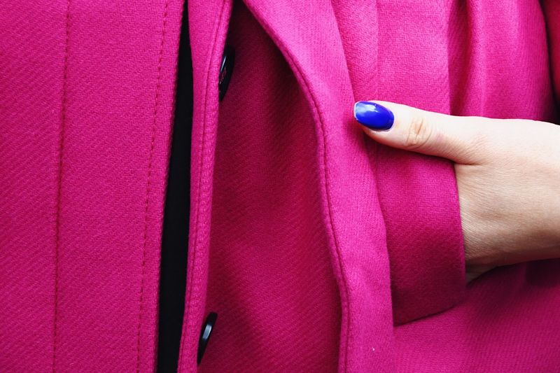 Millennial Pink Pink Color Pink Clothes Textile Mode Fashionweek Fashion Fashion Photography Detail Hand