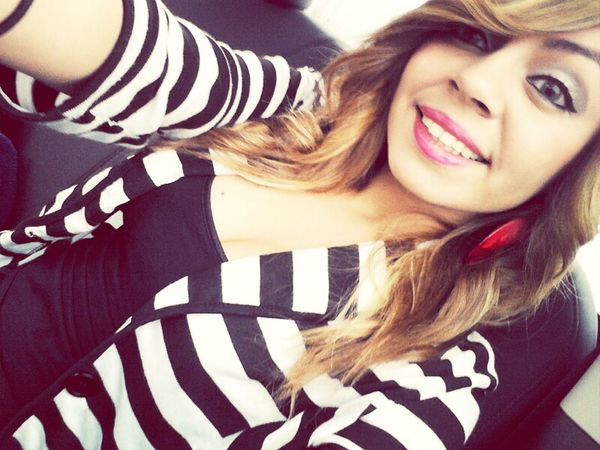 smiling is the only thing left to do.
