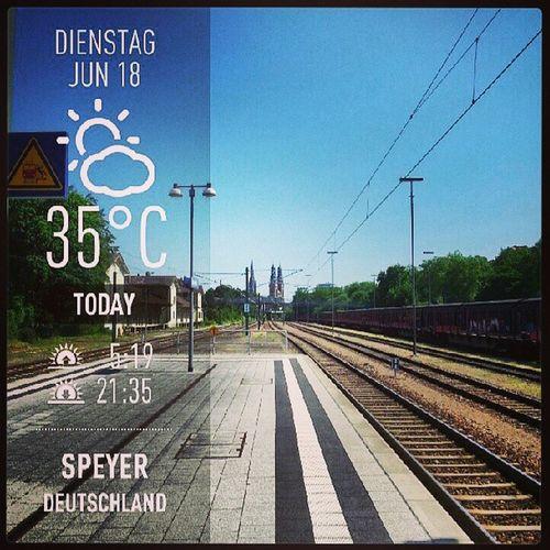 Heim geht's Weather Instaweather Instaweatherpro Androidonly androidnesia instagood Speyer Deutschland