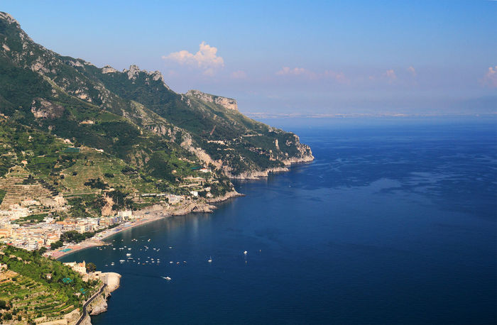 Day Feelings Green Italy Mountains Outdoors Rave Ravello Reflection Rufolo Trees And Sky Water