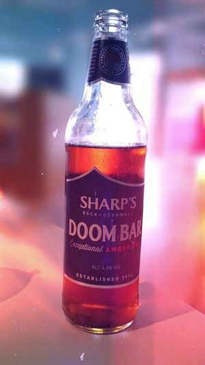Beer O'clock Beer Doom Bar Drink Tasty Relaxing