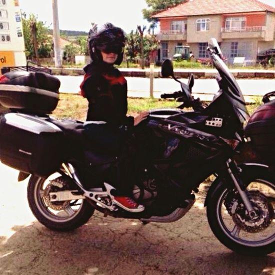 Varadero motorcycle road lifestyle trip