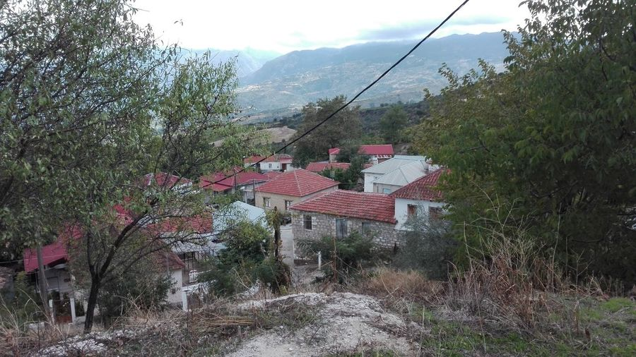 Architecture Beautiful Beautiful Nature Beauty In Nature Mountain Nature Tree Village Village Life Xantohori