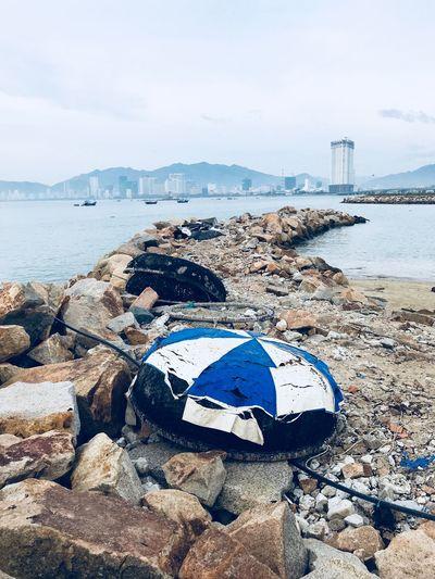 Blue blue blue EyeEm Selects Water Sea Sky Beach Land Nature
