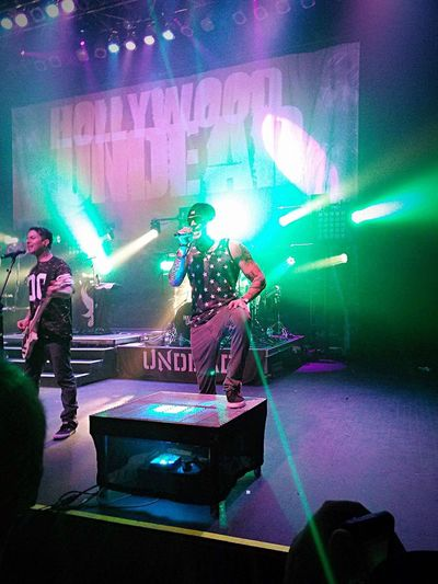 Hollywood Undead Johnny3tears
