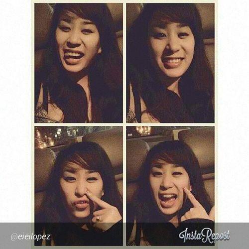I am. Wala Gustokolang Bakasirayung camera eh. Hahahha! :))
