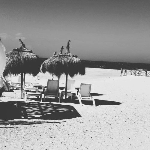 Sea Beach Sand Summer Shadow Sunlight Sky Horizon Over Water Beach Umbrella Outdoor Chair Coast My Best Photo
