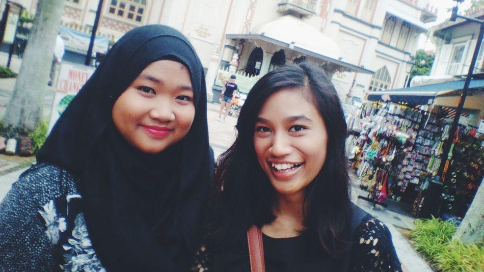 Friend!❤ Hijab Style Hijabi Hijab