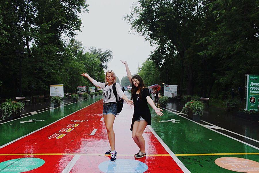 LetItRain Moscow Weather Bestfriend Park Summer Summertime Water