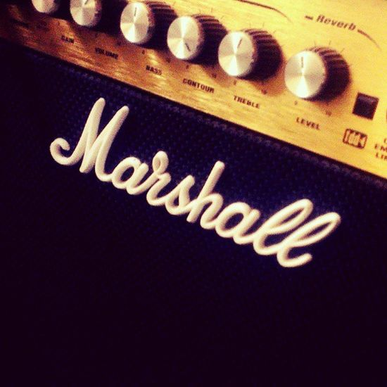 Nothing sounds sweeter..! Marshall ESP Metal Guitars music