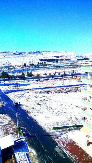 Kar Karaköprü Dağ Manzaralı Yurt 👎