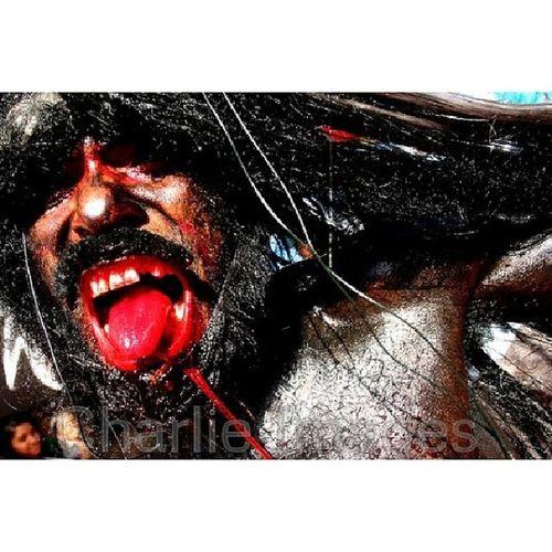 Sangre vegana [Photo/Charlie Images] Streetphoto Photojournalism Carnival Lavega