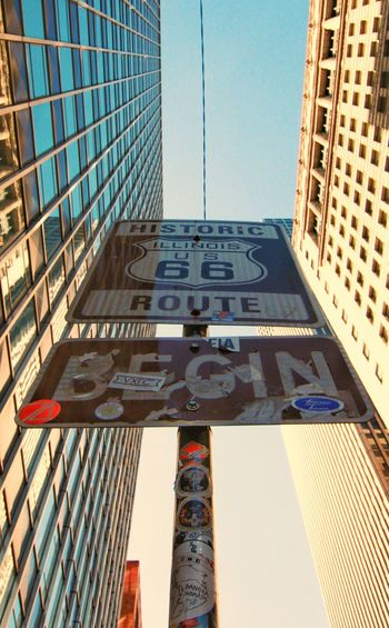 Travel Photography Www.joshbaileyphotography.weebly.com Route 66 Chicago America Route66begining