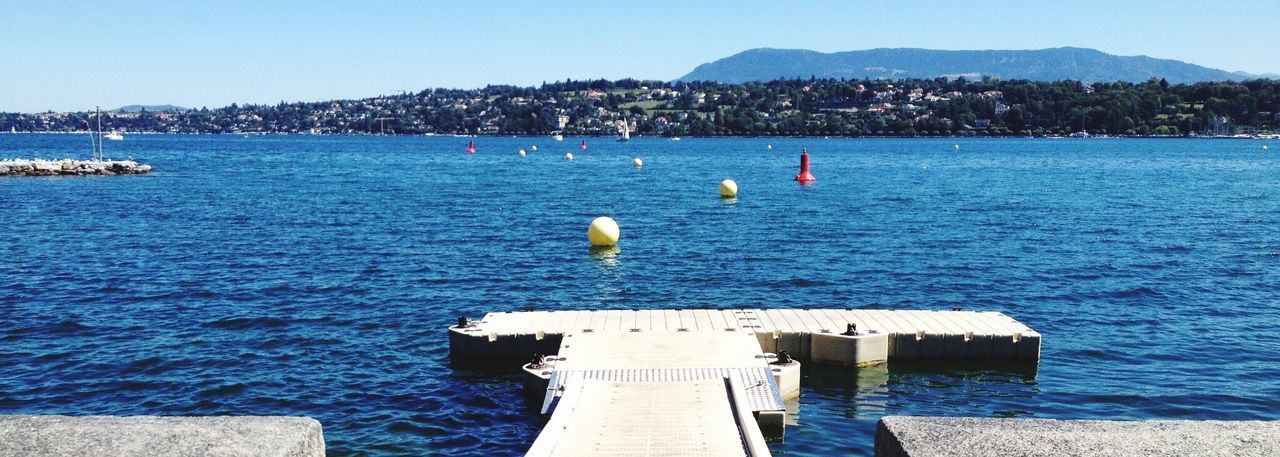 Lake View Geneva Dockview Dock Riverside City IPhone