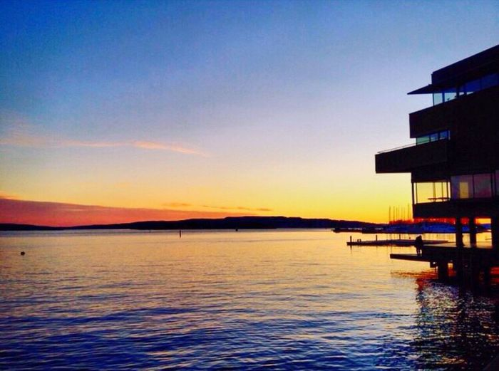 Norway Norway🇳🇴 Oslo Oslo Norway Traveling Travel Photography Trip Travel Sunset Sunset_collection Original Experiences Feel The Journey 43 Golden Moments Sunlight Sun Lake View Lake Lakeside IPhone Iphoneonly IPhone Photography Superciaowei Superciaowei Iphoneonly