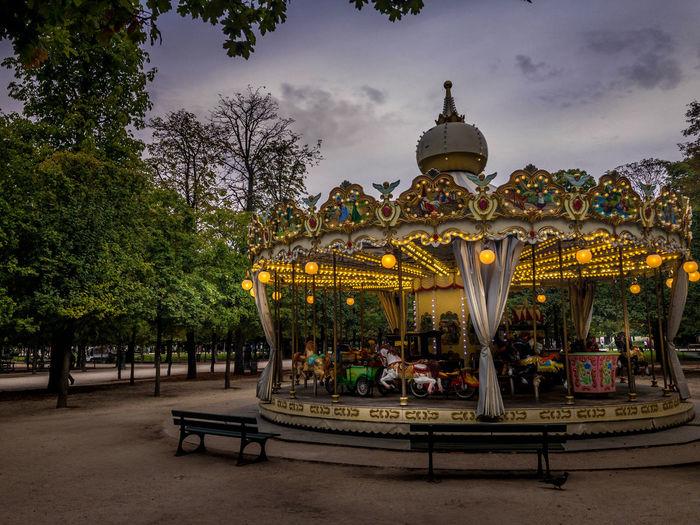 Manège de Paris