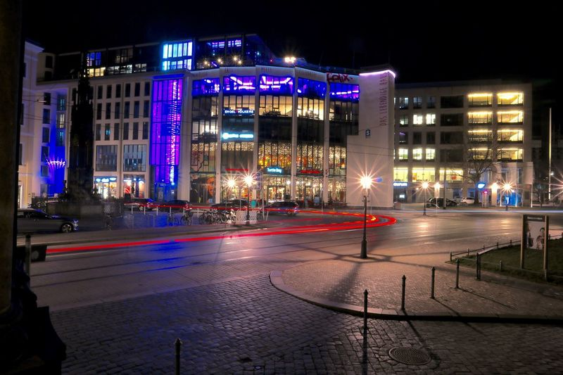 Saxony Nightphotography