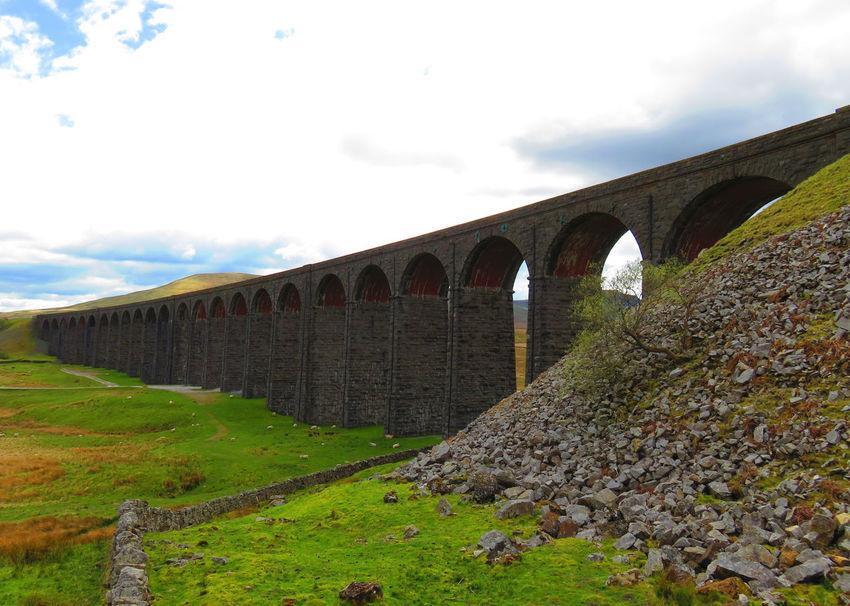 Bridge - Man Made Structure Landscape Ribble Valley Ribblehead Ribblehead Viaduct Ribbleheadviaduct Viaduct Viaducts Yorkshire Yorkshire Dales Yorkshiredales