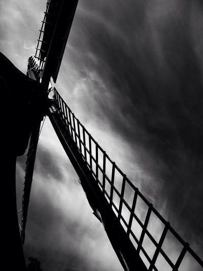 WeAreJuxt.com MonochromeMonday Mill NEM Black&white