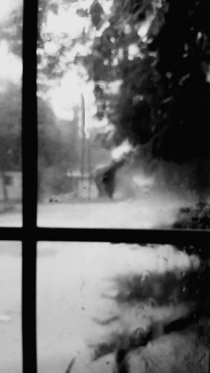 Ghetto Scenes 3 Thatssomerealshit Rainy Days Rainy Day Ghettoscenes Rain On Glass Rain On The Window Black And White Photography Blackandwhite