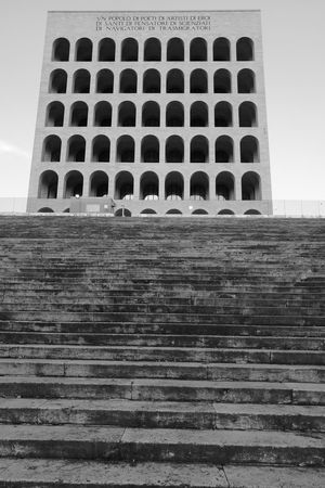 Building Exterior Architecture No People Day Built Structure Outdoors Adult Blanco Y Negro. Window Blackandwhitephotography Leica Huawei P9 Huawei P9. Modern EyeEm Gallery Architecture Black And White Collection