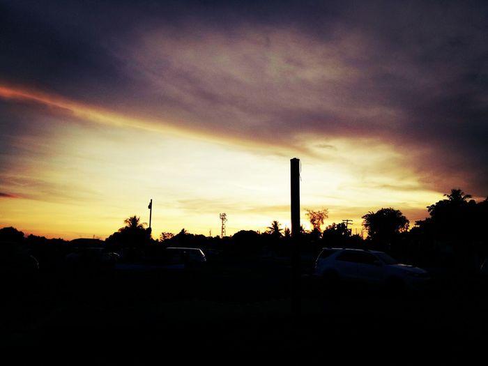 Sunrise 🌅 First Eyeem Photo