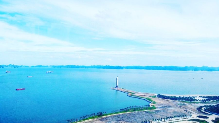 Halongcity QuảngNinh Summer ☀ Holidays HaLongpark Sky Sea Beach
