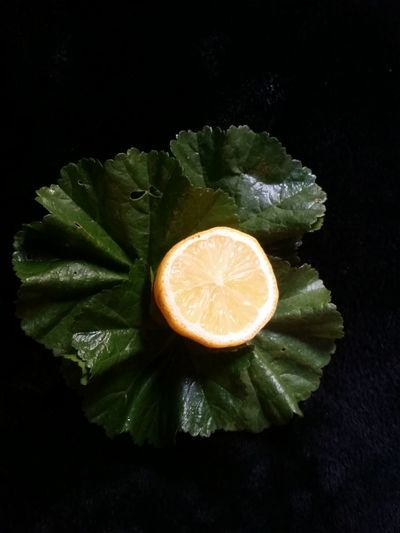 Lemon shaped