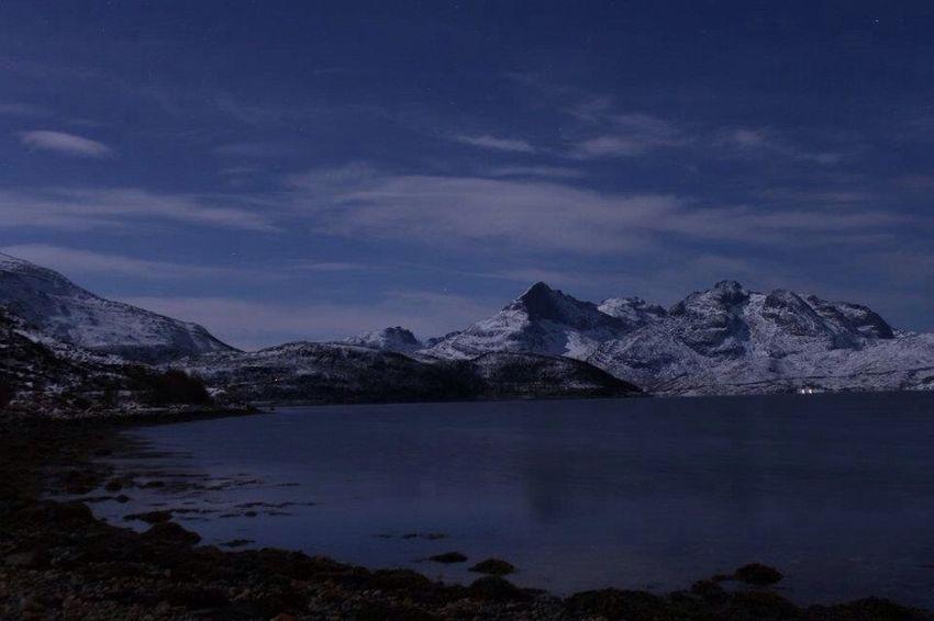 Polo Montagne Landscape Cold
